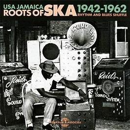 Roots of ska : USA Jamaica 1942-1962, CD + Box