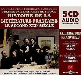 Histoire de la littérature française-le second XIXe siecle