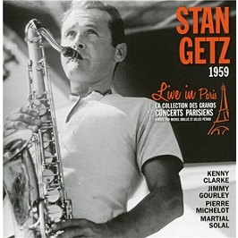 Live in Paris 1959, CD