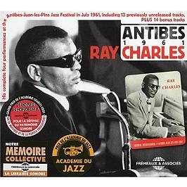 Antibes 1961, CD + Box