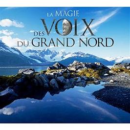 La magie des voix du Grand Nord, CD Digipack