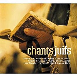 Les plus beaux chants juifs, CD Digipack