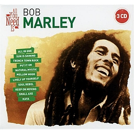 All you need is Bob Marley, CD + Box