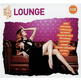 All you need is lounge, CD + Box