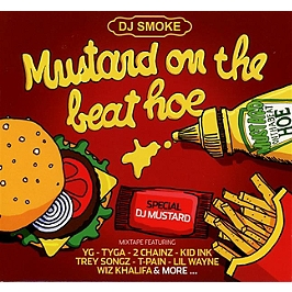 Mustard on the beat hoe, CD Digipack