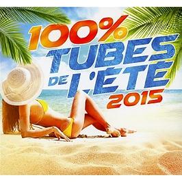 100% tubes de l'été, CD + Box