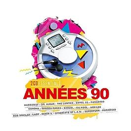 Années 90, CD