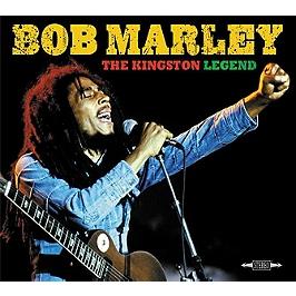 Bob Marley - the Kingston legend, Vinyle 33T