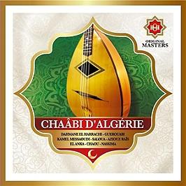 Chaabi d'Algérie, CD Digipack