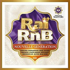 Rai RnB, CD Digipack