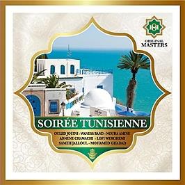 Soirée tunisienne, CD Digipack
