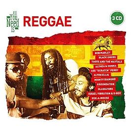 Reggae, CD + Box