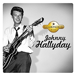 Johnny Hallyday, CD