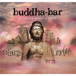 Buddha Bar by Armen Miran and Ravin, CD + Box