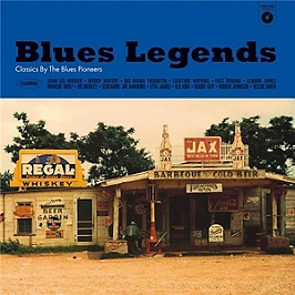 Blues legends, Vinyle 33T