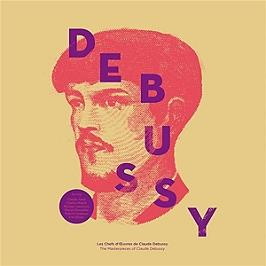 Debussy, Vinyle 33T