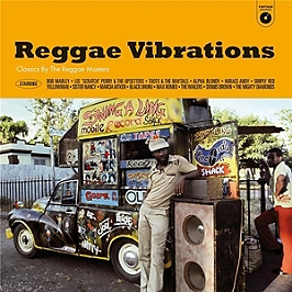 Reggae vibrations, Vinyle 33T