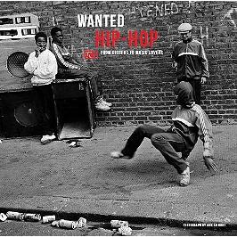 Wanted hip-hop, Vinyle 33T
