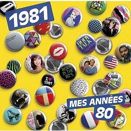 Mes années 80 - 1981, Vinyle 33T