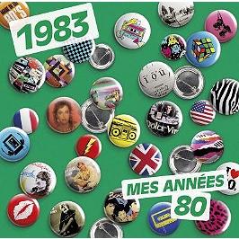 Mes années 80 - 1983, Vinyle 33T
