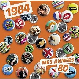 Mes années 80 - 1984, Vinyle 33T