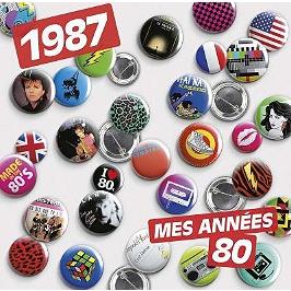 Mes années 80 - 1987, Vinyle 33T