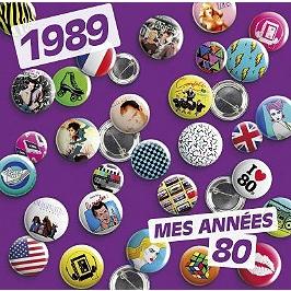Mes années 80 - 1989, Vinyle 33T