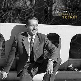 Harcourt - Charles Trénet, Vinyle 33T