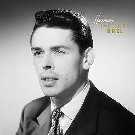 Harcourt - Jacques Brel, Vinyle 33T