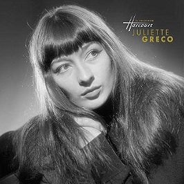 Harcourt - Juliette Gréco, Vinyle 33T