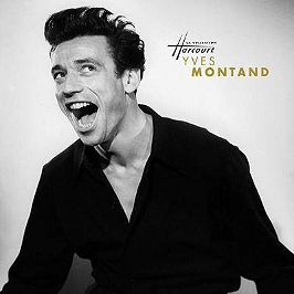 Harcourt - Yves Montand, Vinyle 33T
