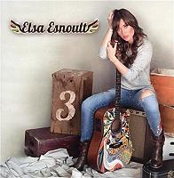 3 de Elsa Esnoult en CD Digipack
