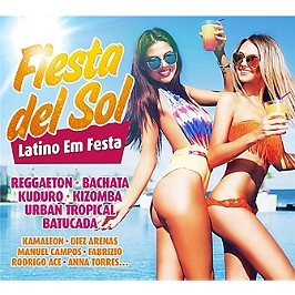 Fiesta del sol, CD Digipack