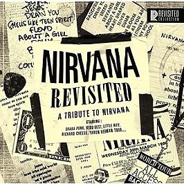 Nirvana revisited, CD Digipack