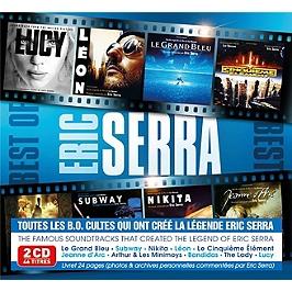 Best of - toutes les b.o. cultes qui ont créé la légende Eric Serra, CD