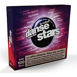 Danse avec les stars, le coffret, Edition 5 CD digipack., CD + Box