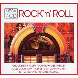 Mega rock'n'roll, CD + Box