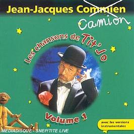 Les chansons de Tit'Jo /vol.1, CD