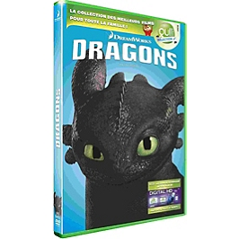 Dragons, Dvd