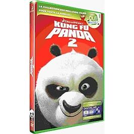 Kung fu panda 2 : le big boum, Dvd