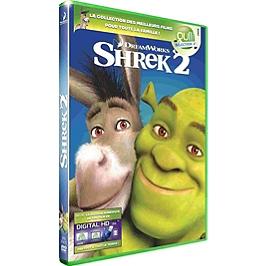 Shrek 2, Dvd