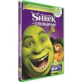 Shrek le troisième, Dvd