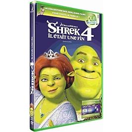 Shrek 4 : il était une fin, Dvd
