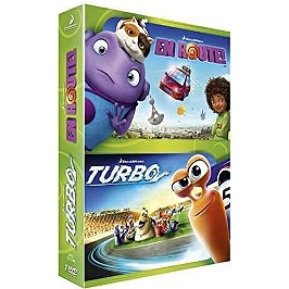 Coffret : en route ! ; Turbo, Dvd