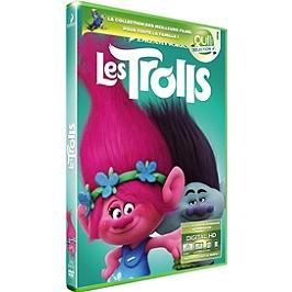 Les Trolls, Dvd
