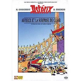 Asterix et la surprise de César, Dvd