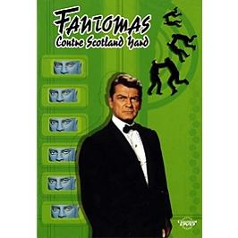 Fantomas contre scotland yard, Dvd