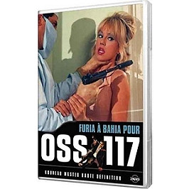 Furia à Bahia pour OSS 117, Dvd