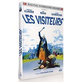 Les visiteurs, Dvd