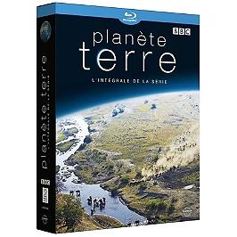Coffret intégrale planète Terre, Blu-ray